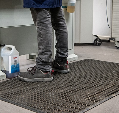 Safety matting