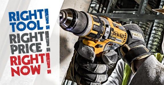 DeWalt Combi Drill kit