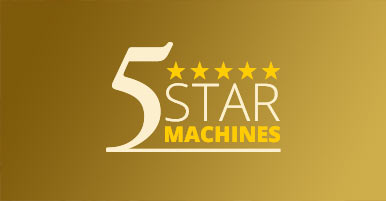 5 star machines
