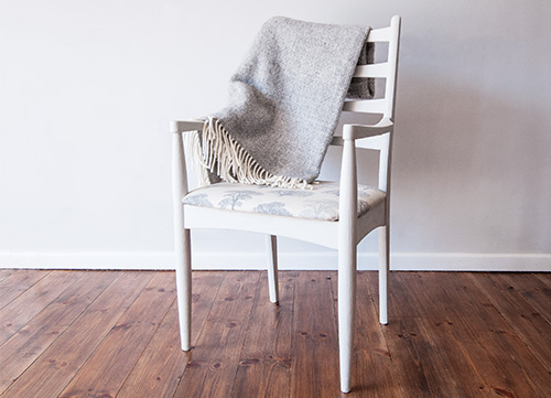 How To Restore And Reupholster A Chair