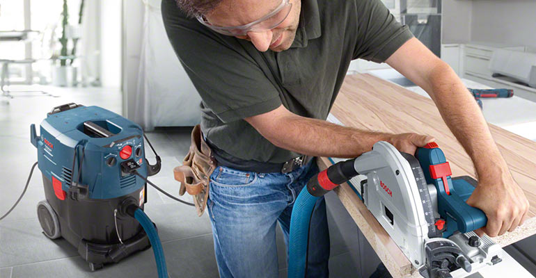Power Tool Extraction