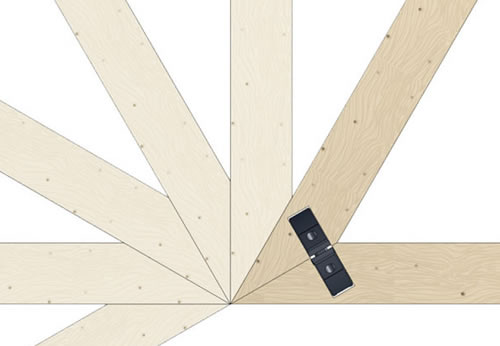 Versatile angle joints