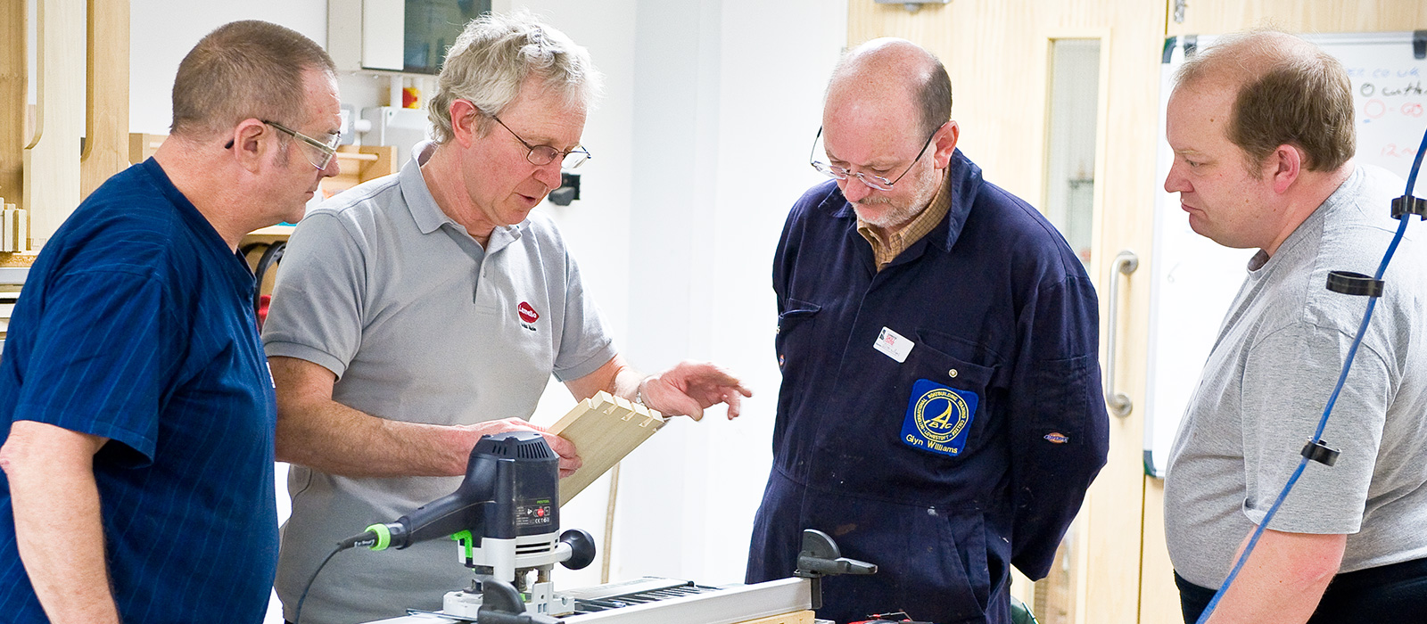 Learn more about Leigh and routing at our Skill Centre