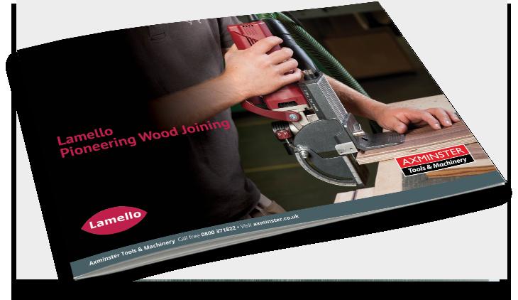 Lamello Pinoneering Wood Joining