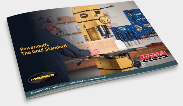 Product Brochures | Axminster Tools & Machinery