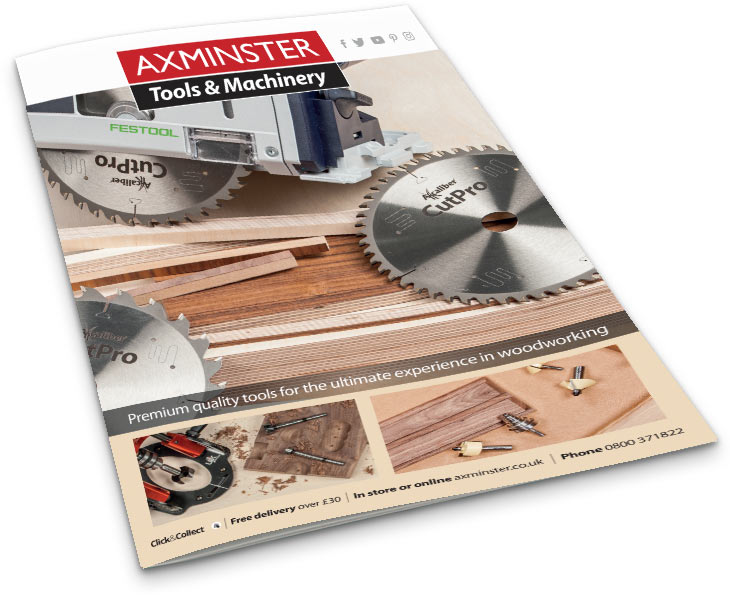 Woodworking catalogue