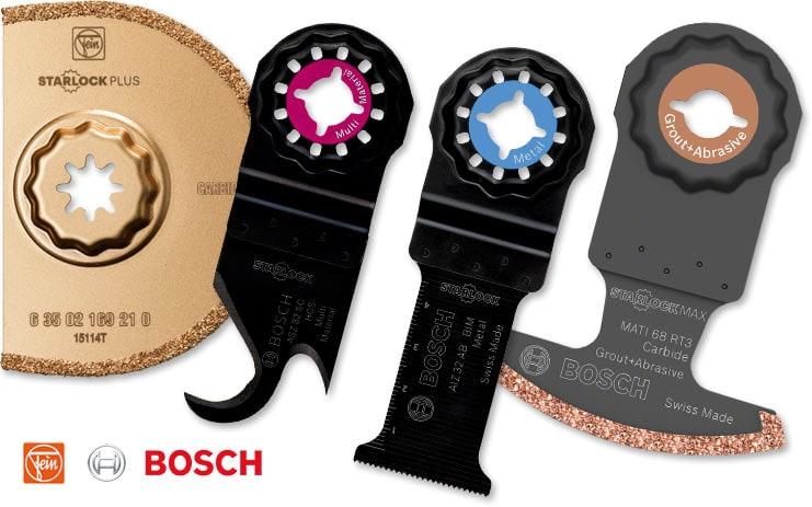Starlock accessories