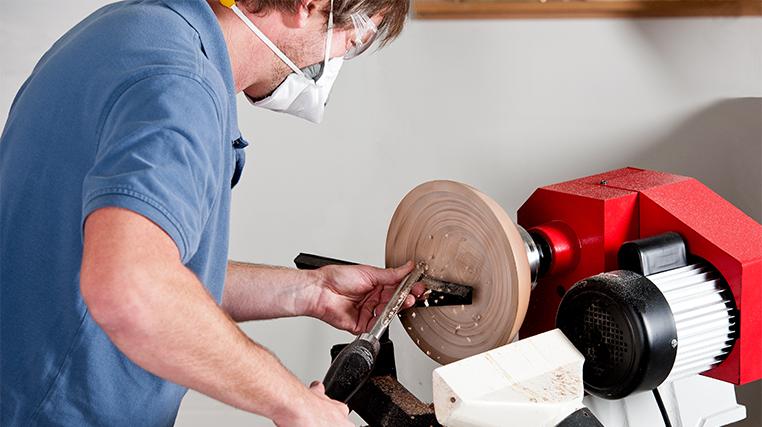 Axminster Hobby Series AWVSL1000 Woodturning Lathe