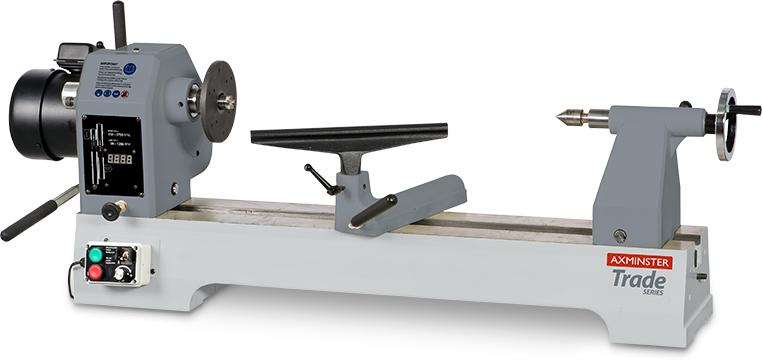 Axminster Trade Series AT1628VS Woodturning Lathe