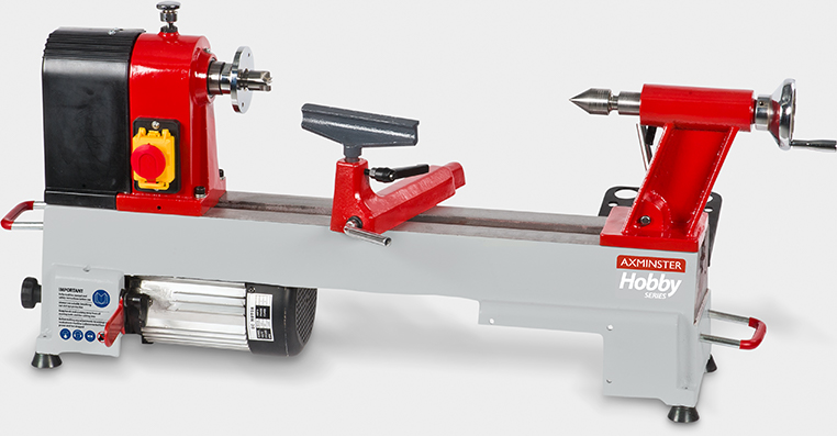 Axminster Hobby Series AH-1218 Woodturning Lathe