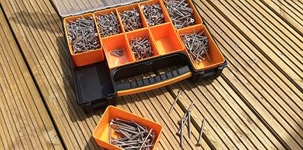 WoodSpur Screws