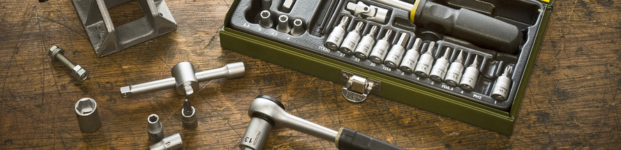 Quality mechanic's tools from Germany