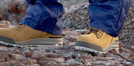 Reinforced Footwear