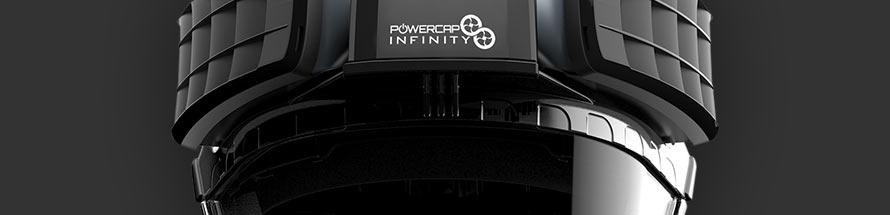 JSP PowerCap® Infinity® Respirator