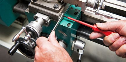 Buying & setting up a lathe