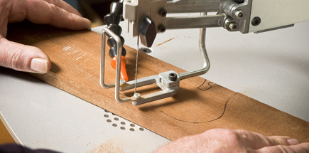 The Art Of Scroll Sawing