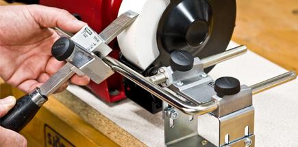 Sharpening Machine Jigs