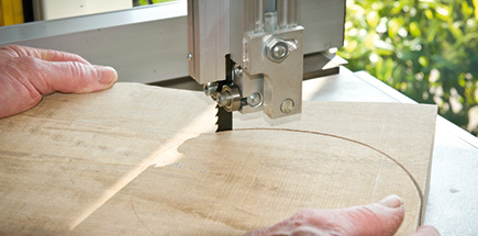 Wood Machining Course
