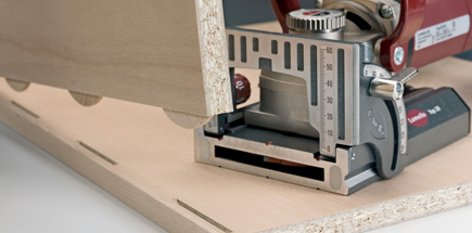 Biscuit Jointer Guide