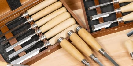 Axminster Rider Chisels