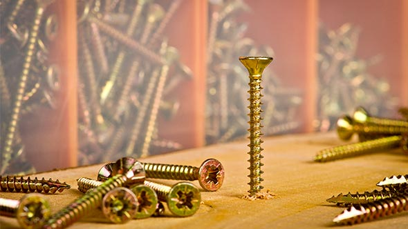 Woodspur Screws - The Driving Force
