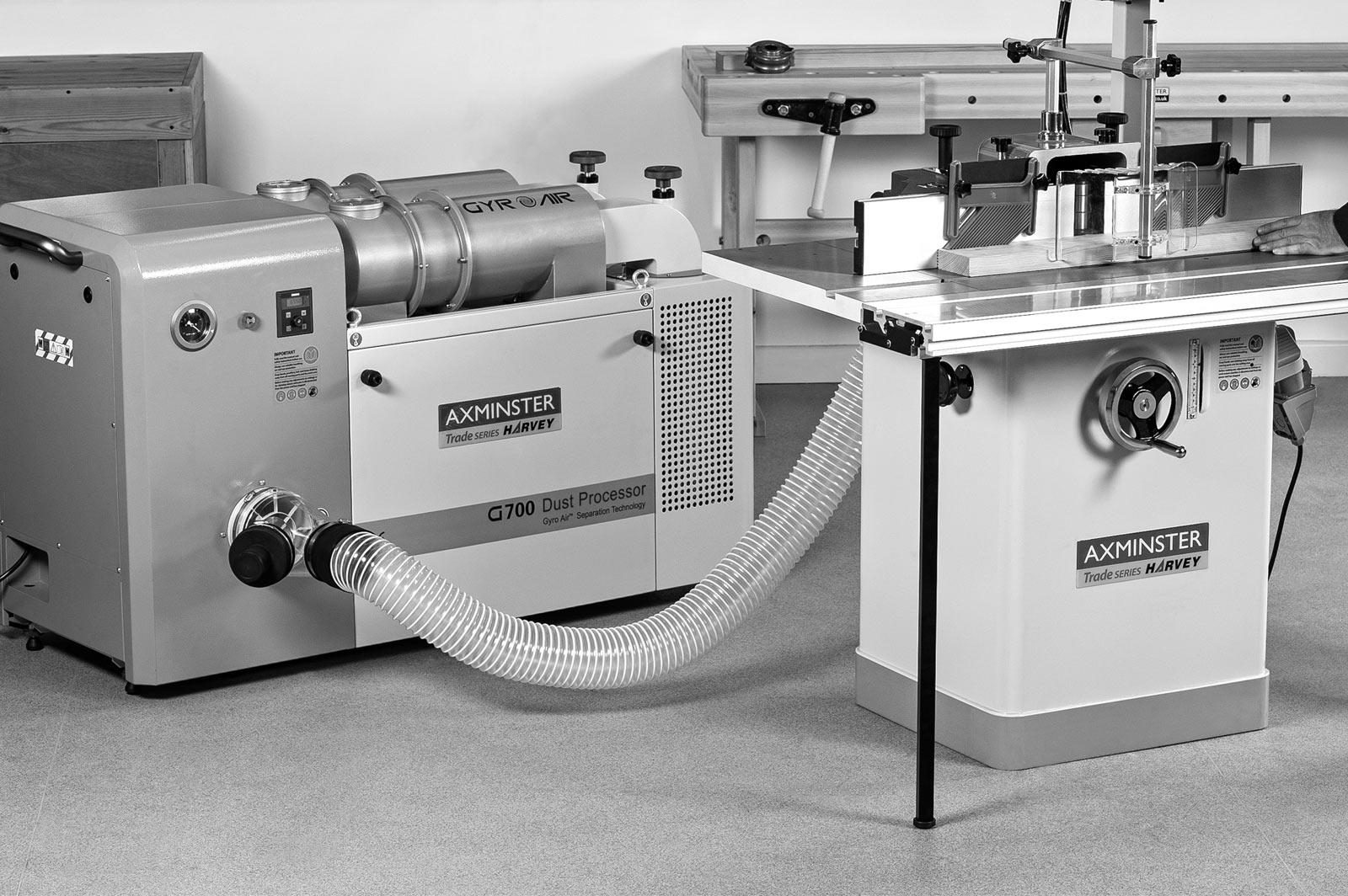 New Axminster Trade Machinery
