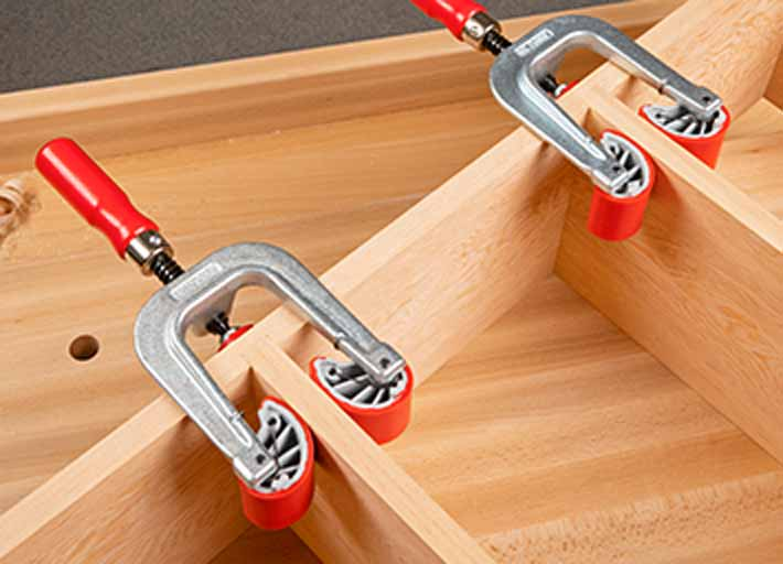 New Axminster Trade Clamps