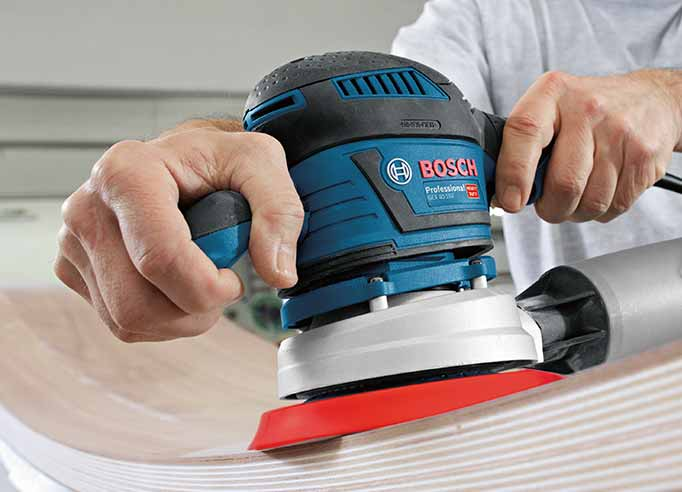 New Bosch tools
