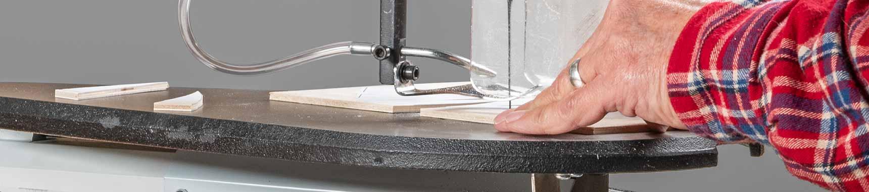 Axminster Craft AC456SS 456mm Scroll Saw