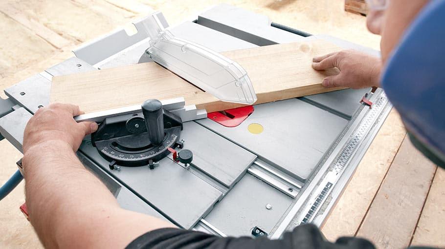 Impressive cutting power