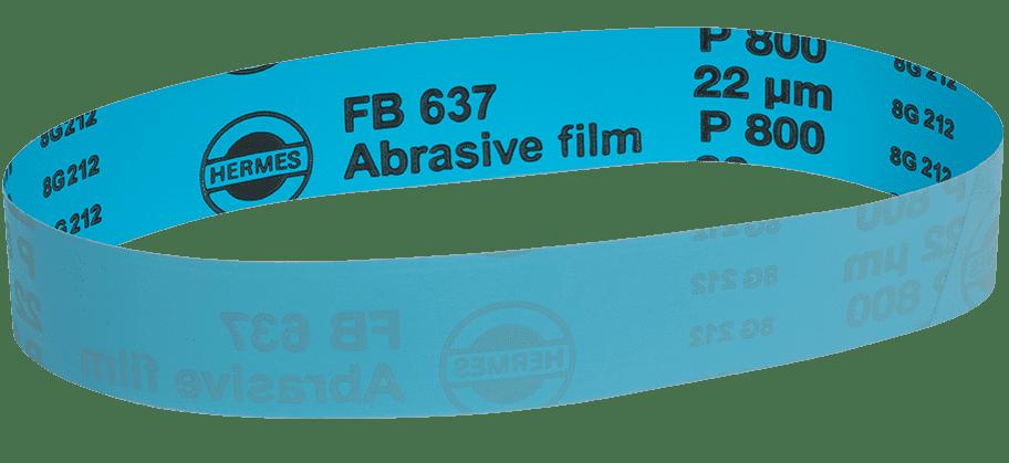 Blue Film Abrasive Belt