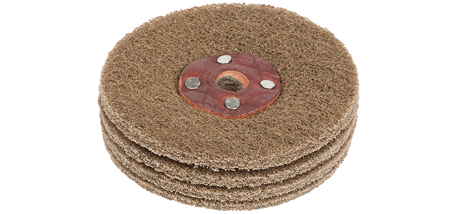Nylon Abrasive Wheels - Coarse