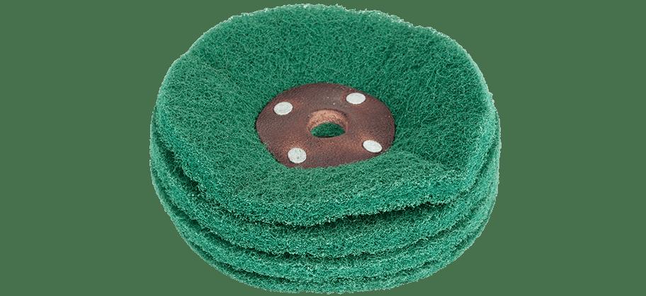 Nylon Abrasive Wheels - Fine