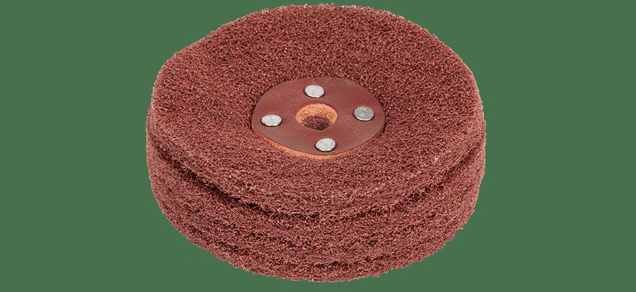 Nylon Abrasive Wheels - Medium