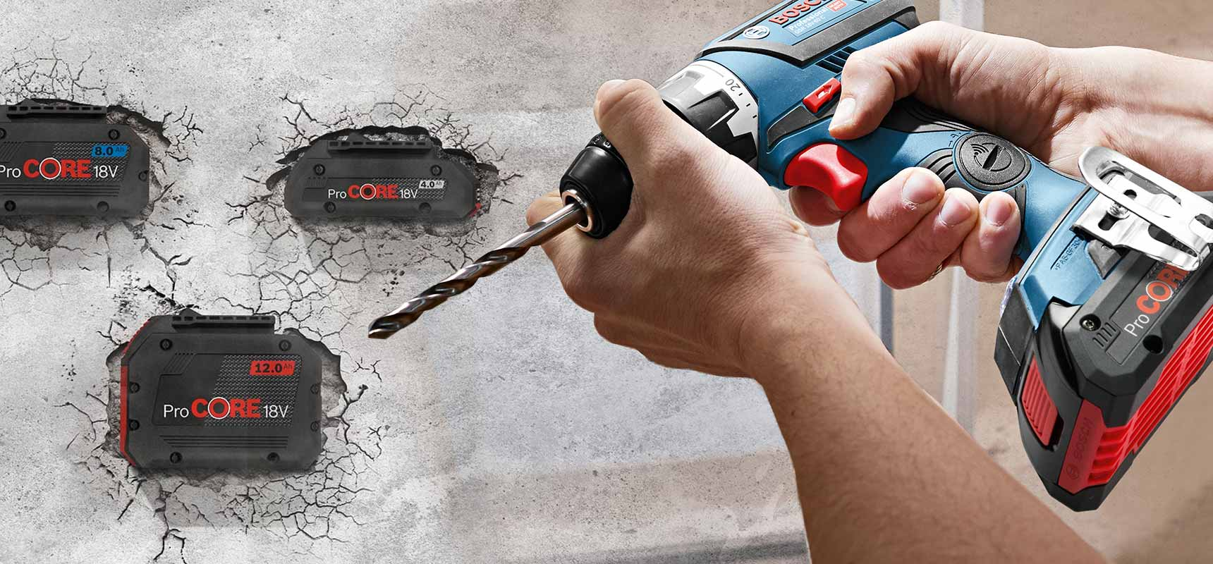 Choosing the right Bosch battery