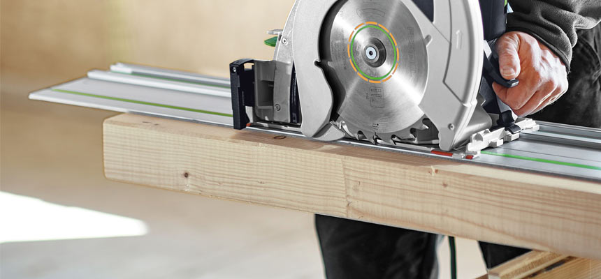 £ off Festool saws