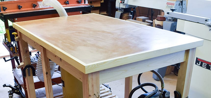 Power Tool Table