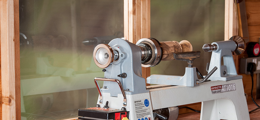 Axminster Trade Series Lathe Review