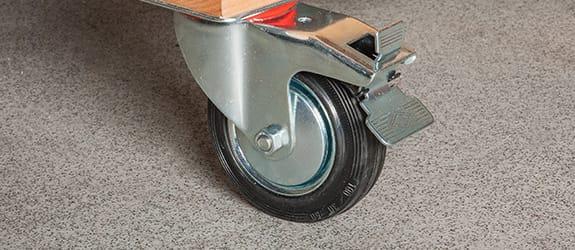 Axminster Castor Wheels