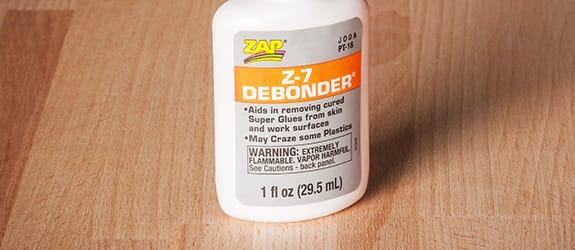 Zap Z-7 Debonder