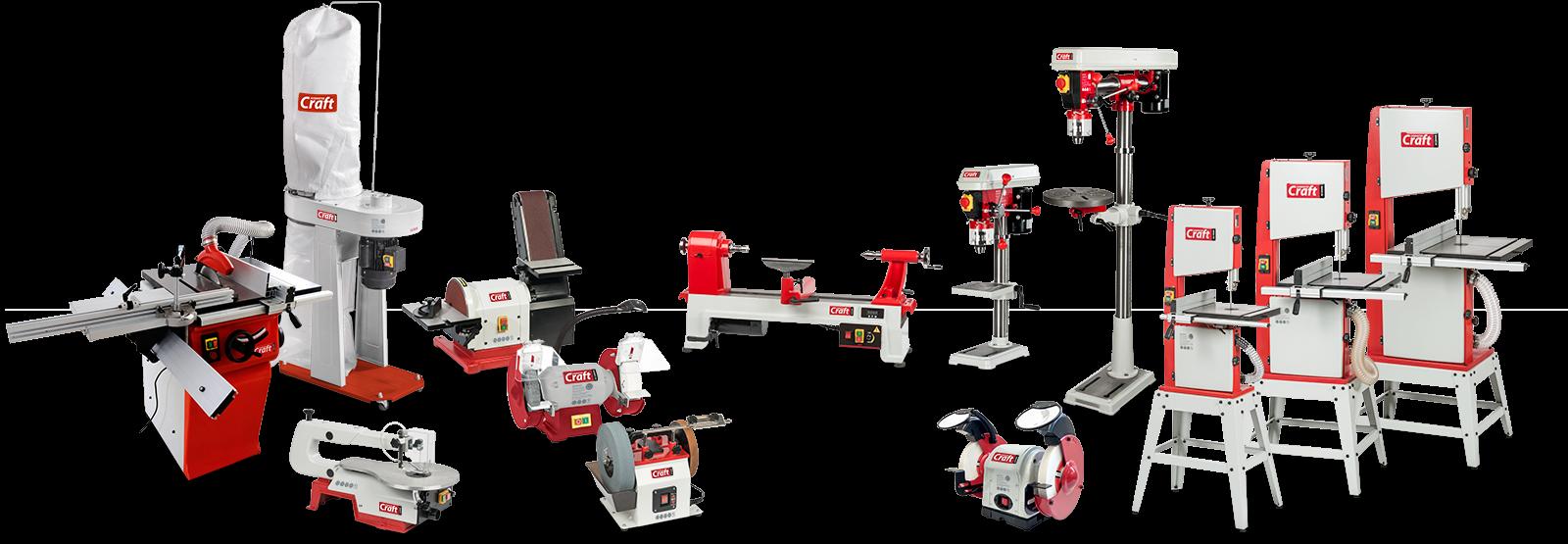 Axminster Craft range
