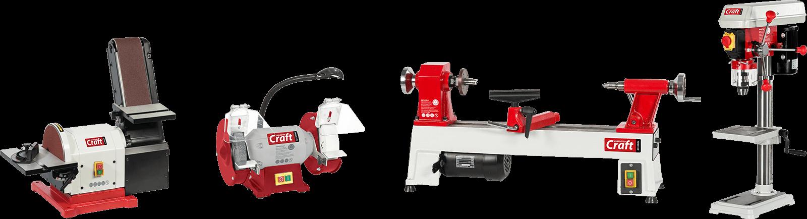 Axminster Craft machines