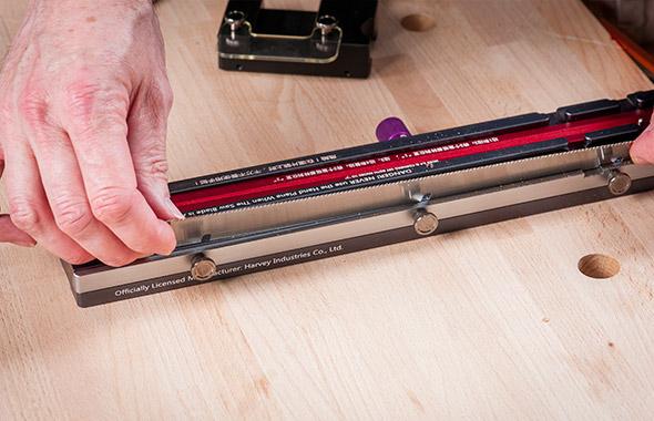 How to make chopsticks -  Step 12
