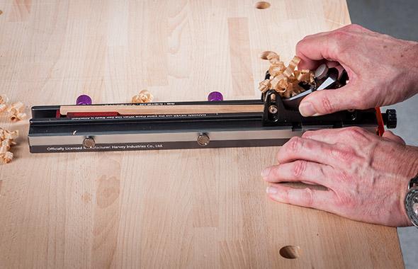 How to make chopsticks -  Step 5