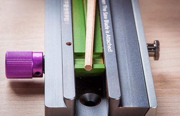 How to make chopsticks -  Top Tip 2