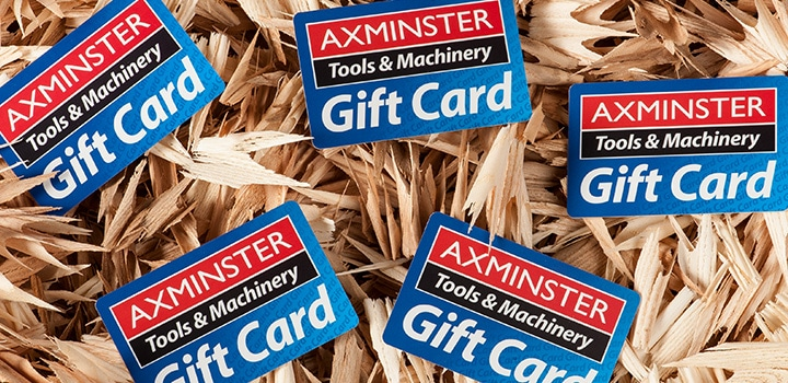 Axminster Gift Cards