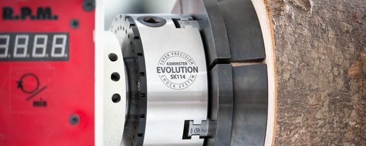 Axminster Evolution SK114 Chuck