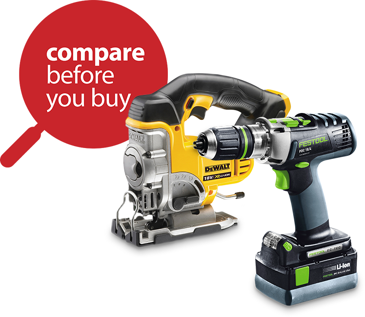 Compare before you buy