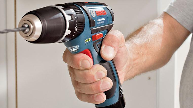 Bosch GSB Combi Drill & i-BOXX Case