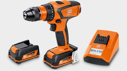 FEIN ASCM 12 C 4 Speed Brushless Drill Driver 12V